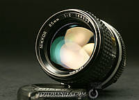 Nikkor 85mm f2,0 Ai, фото 1