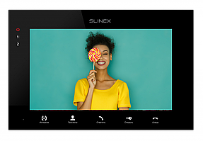 Цветной видеодомофон Slinex SQ-07MTHD