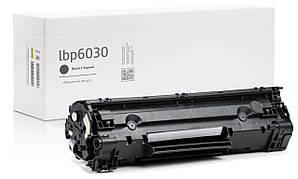 Картридж Сanon i-Sensys LBP6030 (XL Ресурс) совместимый, повышенной ёмкости (3.000 копий) аналог от Gravitone
