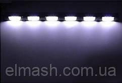 DRL, ДХО, дневные ходовые огни, 12V COB 603C белый