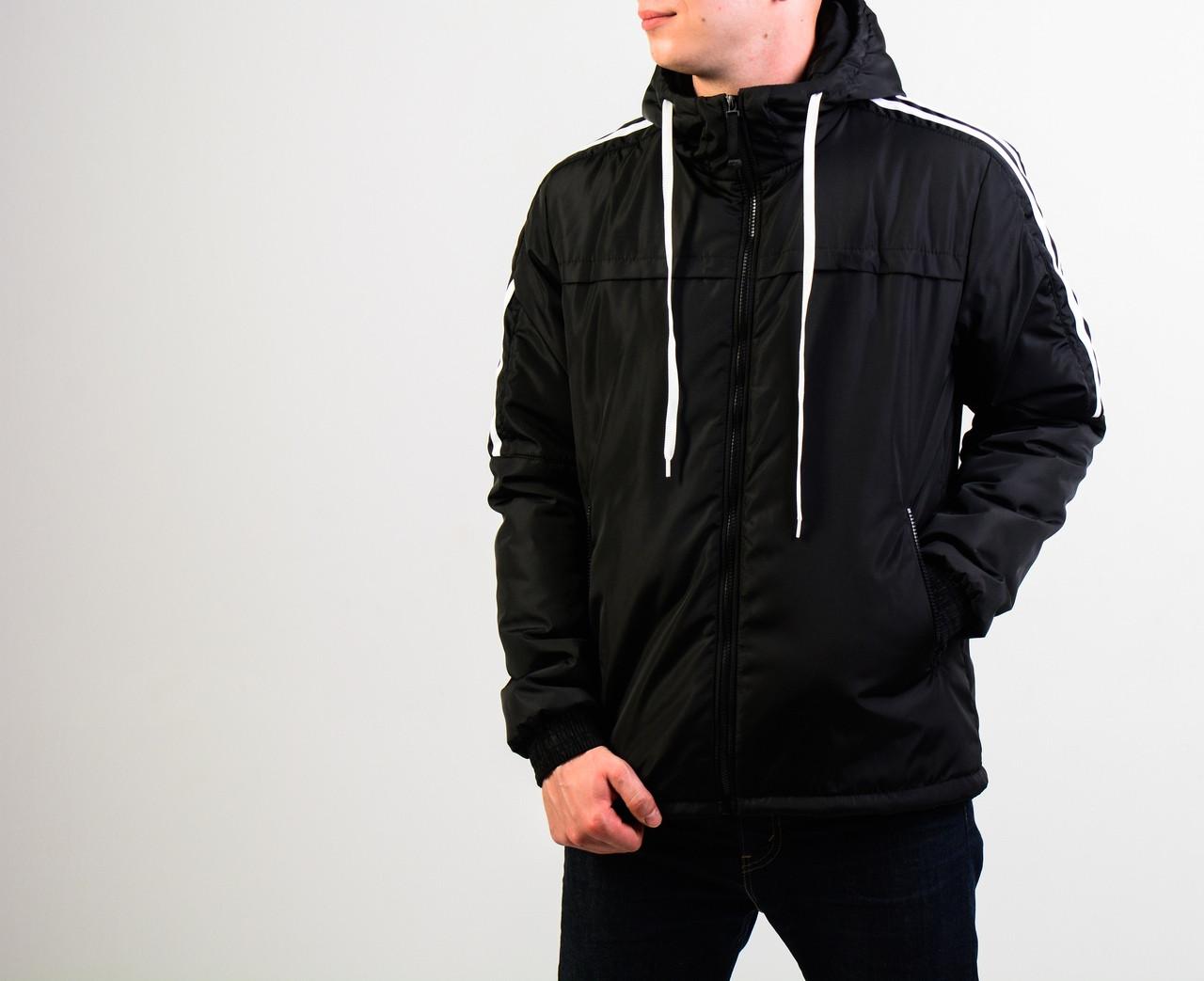 Куртка мужская. Куртка чоловіча чорного кольору. ТОП КАЧЕСТВО!!!