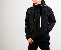 Куртка мужская. Куртка чоловіча чорного кольору. ТОП КАЧЕСТВО!!!, фото 1