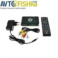 Т2. TV-тюнер / Т2. TV-тюнер CYCLON T120 DVT-T2 (подходит для АВТО)