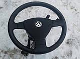 Подушка в рулевое колесо Volkswagen 2007-2011 Sport, фото 2