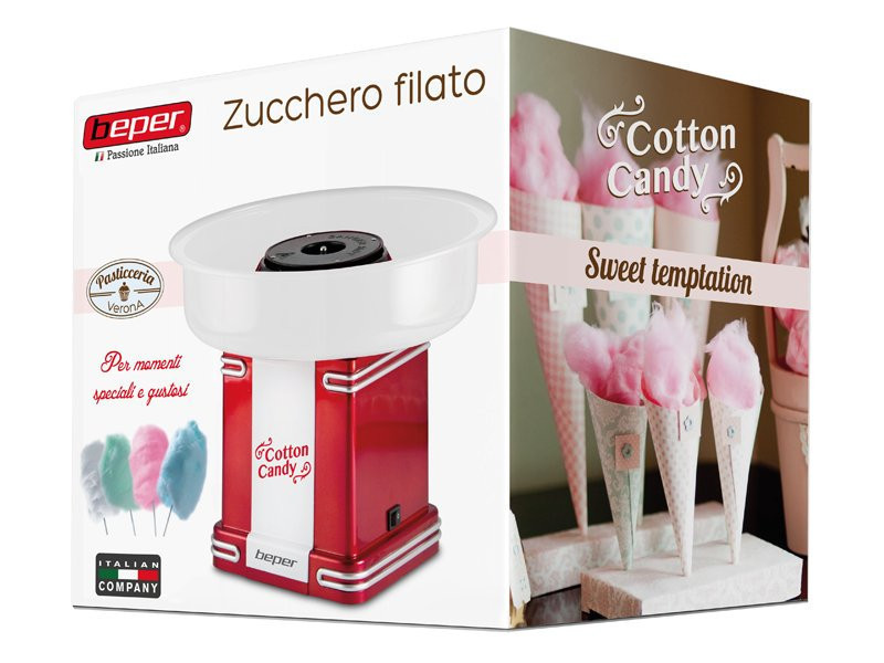Аппарат для сладкой ваты CANDY COTTON BEPER