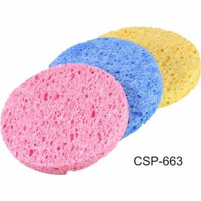 Спонж целлюлозный круглый Christian CSP-663