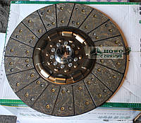 Диск сцепления D-420 мм HOWO FOTON