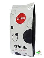 Кофе в зернах Bruno Crema 1 кг (60% арабика 40% робуста)