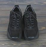 Женские кроссовки Lonza 50176 BLACK 38 24 см, фото 2