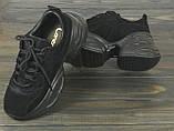 Женские кроссовки Lonza 50176 BLACK 38 24 см, фото 4
