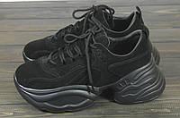 Женские кроссовки Lonza 50176 BLACK 38 24 см, фото 1