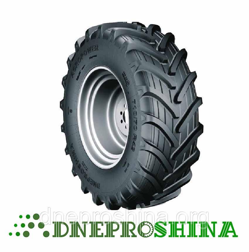 Шины 710/70R42 (28LR42) 168D (171А8) AGRoPower DN-162 TL Днепрошина (Dneproshina) от производителя