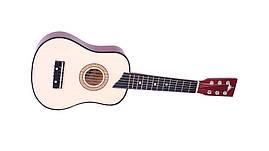 Гитара акустическая 1/2 + чехол + DVD для ребенка Разные цвета
