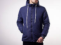 Куртка мужская. Куртка чоловіча синя. ТОП КАЧЕСТВО!!!, фото 1