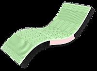 ✅ Ортопедический беспружинный матрас  Neo Green 70x190 см. Take&Go Bamboo