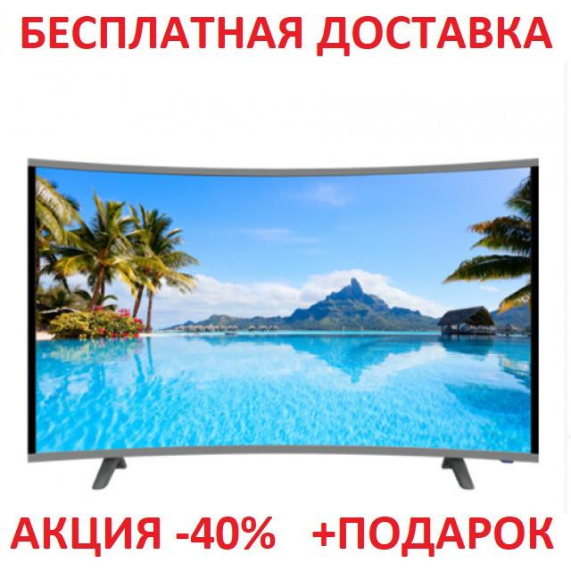 """Изогнутый LCD LED 39"""" 39TCDG Smart TV Original size TFT Full HD + WIFI Т2"""