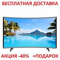 """Изогнутый LCD LED 39"""" 39TCDG Smart TV Original size TFT Full HD + WIFI Т2, фото 1"""
