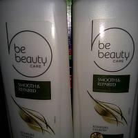 Шампунь для сухих волос Bebeauty smooth&repaired, 400 мл
