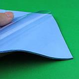 Термопрокладка С14 0,5 мм 50х50 синя термо прокладка термоінтерфейс для ноутбука термопаста, фото 4
