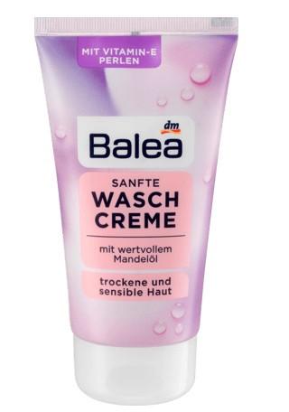 Гель для умывания Balea мягкий для сухой и чувствительной кожи 150мл