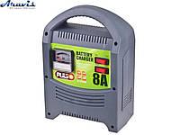 Зарядное устройство для автомобильного аккумулятора Pulso BC-15121 6-12V 8A