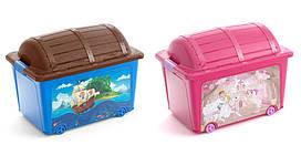 """Ящик для игрушек KIS """"Toy Box"""" 8086000"""