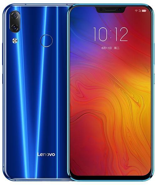 Смартфон Lenovo Z5 6/64GB Blue