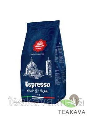 Кофе в зернах Amalfi Espresso Gusto Perfetto, 250 г (70/30)