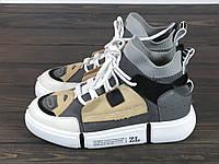 Женские кроссовки Lonza 50011 GREY 36 23 см, фото 1