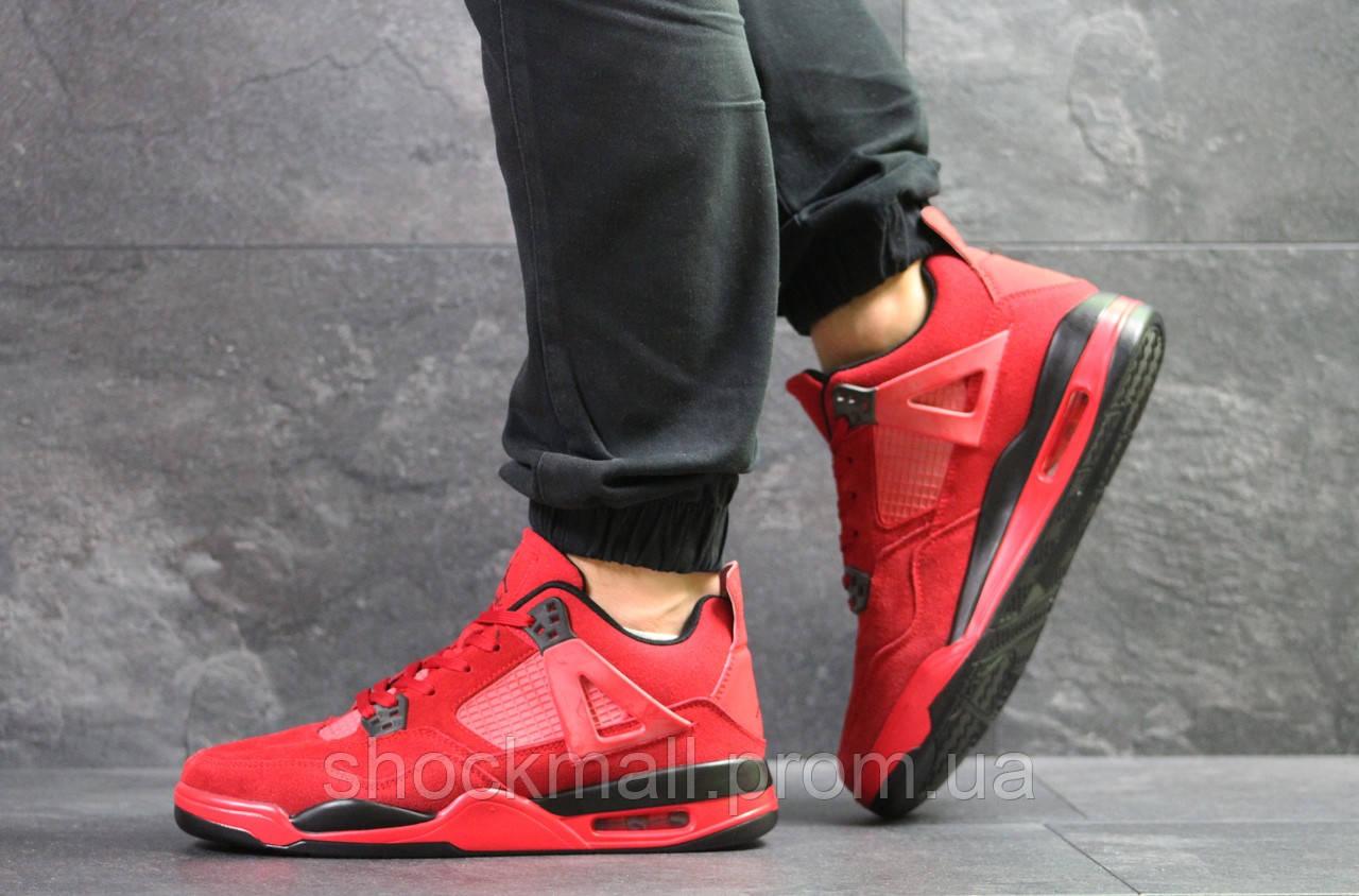 a1130b1dd Купить Кроссовки Nike Air Jordan Flight красные замша Вьетнам ...
