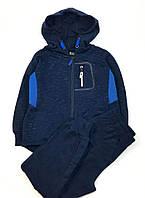 Спортивный костюм для мальчика S&D Спорт 68, синий (р.104,116)