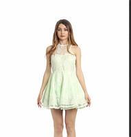 Женское коктельное платье (подюбник фатин) р 44-46
