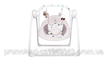 Кресло  качель + москитка  LIONELO автоматическое