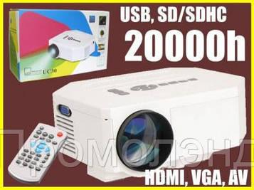 LED проектор HDMI VGA !! СУПЕРЦІНА!!