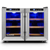 Винный холодильник с емкостью 40 литров Klarstein, фото 1