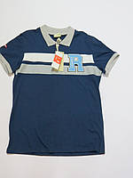 Распродажа!Подростковая футболка/поло для мальчика Glo Story158р 164р170р(полномер)