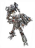 Трансформери від Hasbro Takara з лінійки Masterpiece MEGATRON MPM-8 та JAZZ MPM-9