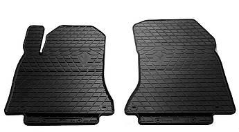 Коврики в салон резиновые передние для Infiniti Q30 (QX30) 2015- Stingray (2шт)