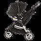 Прогулочная детская коляска BABY JOGGER CITY одноцветная, фото 2