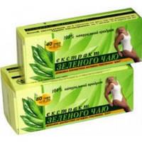 БАД для похудения  Зеленого чая экстракт в таблетках - стабилизирует липидный обмен