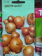 Лук сорт Шалот 0,5 грамм семена  кущевка Элитсортнасиння