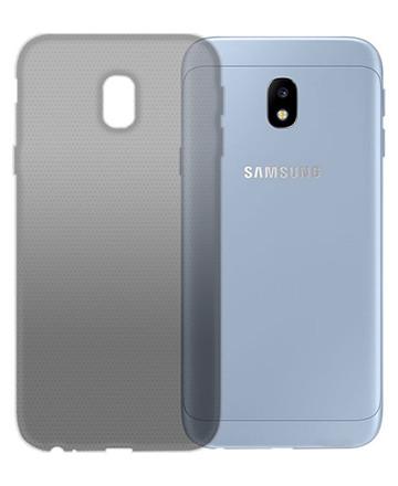 Чехол GlobalCase (TPU) Extra Slim для Samsung J3 (J330) 2017 темный (1283126478741)