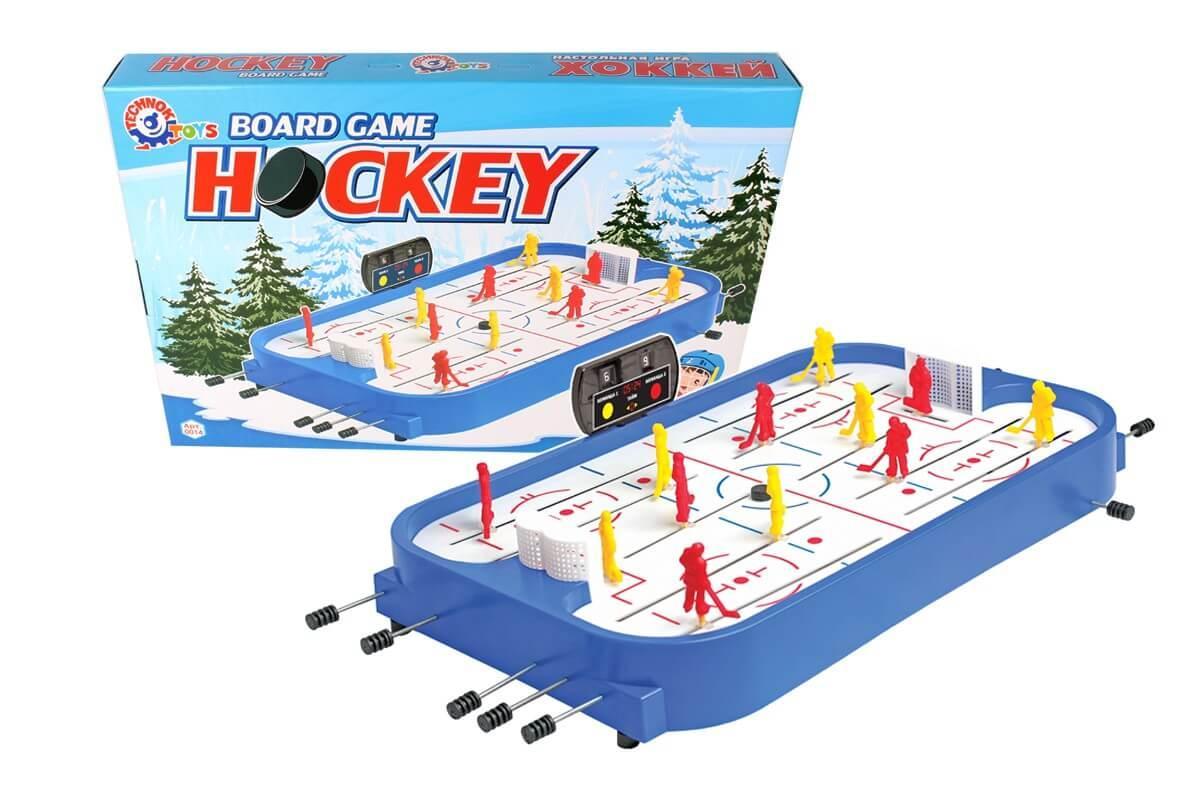 """Настільна гра """"Хокей"""""""