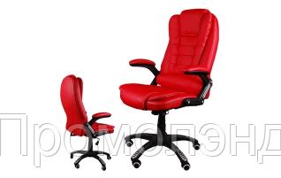 Стул офисный Красный