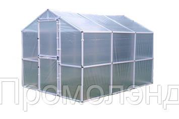 Туннельная фолиевая теплица 2x3м