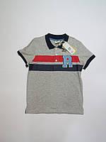 Распродажа!Подростковая футболка/поло для мальчика Glo Story158р(полномер)