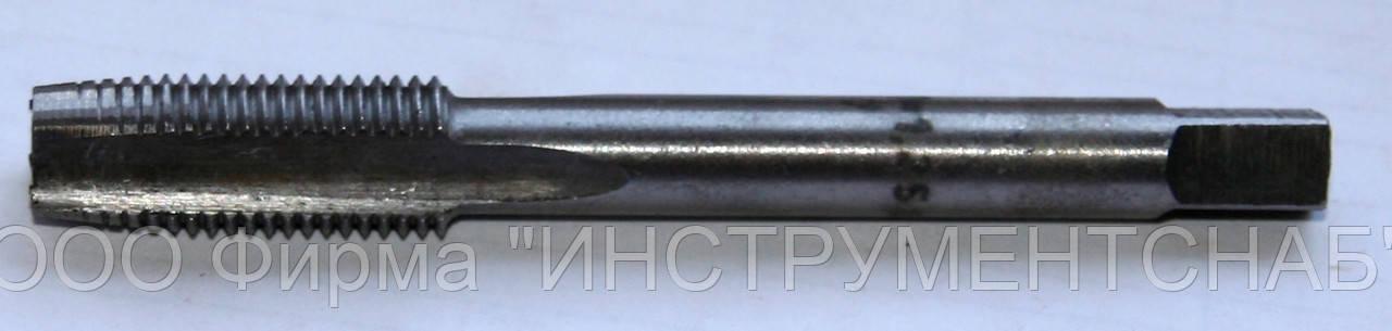 Метчик ручной М-18х2,5; У7А, шт, проходной, основной шаг