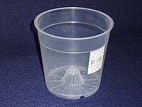 Горшок пластиковый для орхидей (без подставки)D14,5cм, H14см (200шт/уп)