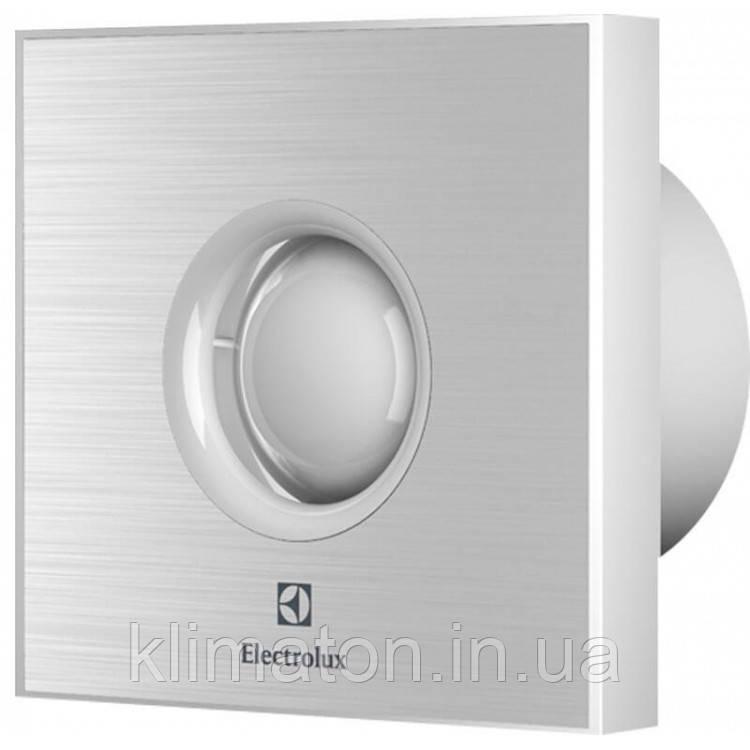 Вентилятор витяжний Electrolux EAFR-100 Steel NEW Rainbow