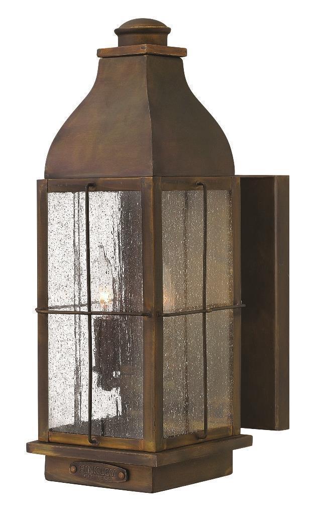 Настенный бра светильник BINGHAM HINKLEY